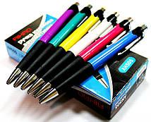 """Ручки """"AIHAO"""" шариковые (12шт/уп) синие"""