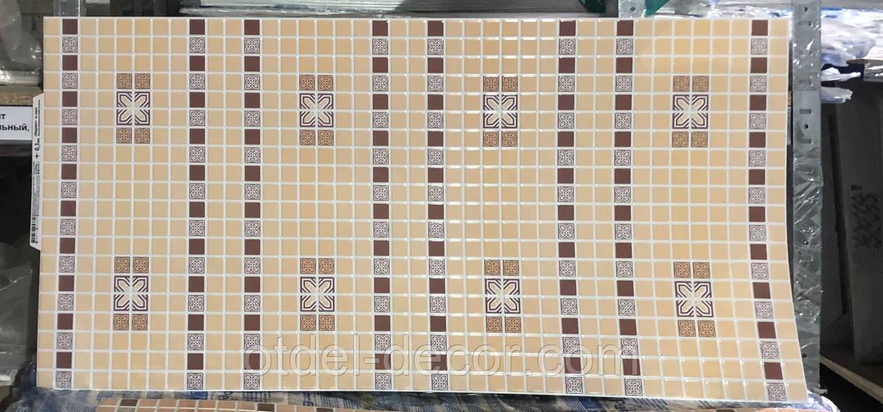 Мозаика «Орнамент бордовый » Арт. №22б/3
