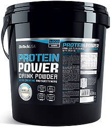 BioTech USA Protein Power 4kg