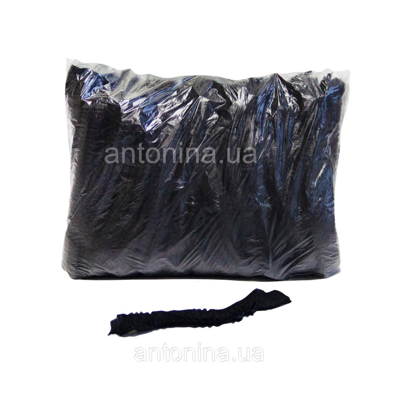 Шапочка черная одноразовая «Одуванчик»