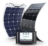 Солнечные панели и контролеры
