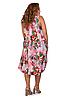 Летний женский сарафан удлиненный размеры 52-56, фото 2