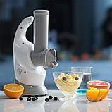 Мороженица, аппарат для приготовления десертов и мороженного из фруктов Dessert Bullet, фото 5