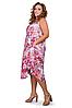 Модные женские сарафаны летние размеры 52-56, фото 3