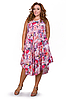 Модные женские сарафаны летние размеры 52-56, фото 4