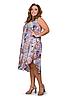 Летний сарафан женский удлиненный размеры 52-56, фото 2