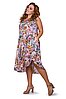 Красивый женский сарафан летний размеры 52-56, фото 3