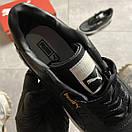 Puma Cali Black Leather, фото 6