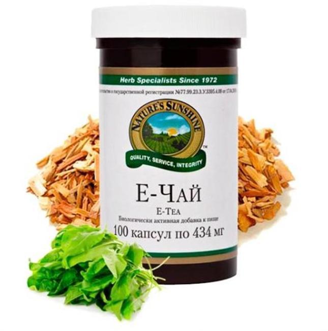 Е-чай БАД НСП - лечение кистозно-фиброзной мастопатии, лечение кисты репродуктивной системы.