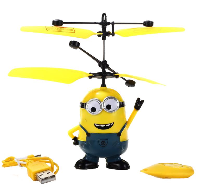 Летающая игрушка Миньон 388