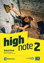 Учебник  High Note 2 Student's book