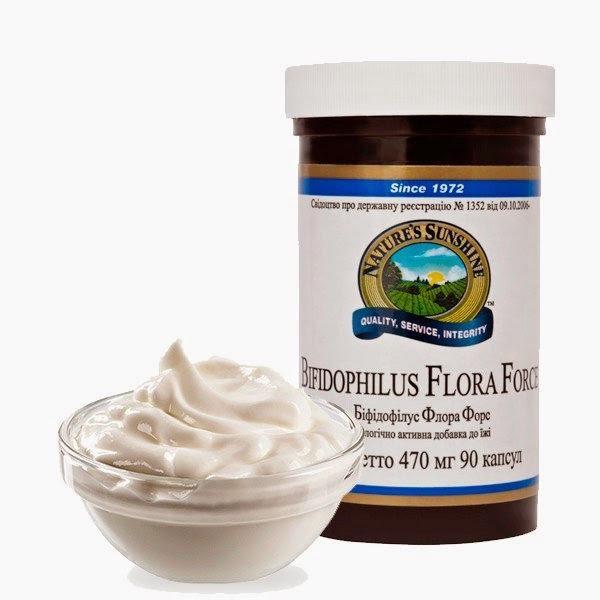 Бифидофилус Флора Форс бад НСП - бифидо и лакто бактерии для восстановления после антибиотиков, в гинекологии.