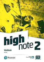Рабочая тетрадь  High Note 2 Work book