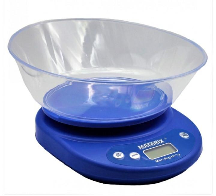 Кухонные весы с чашей MATARIX до 5кг