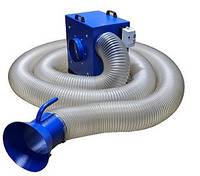 Переносная вентиляционная установка ПВУ