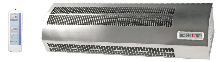 Воздушная завеса Neoclima Intellect E 10 X R (электрический нагрев)