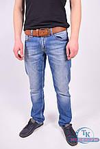 Джинсы мужские стрейчевые с поясом UNITED BANBOO 2354 Размер:30