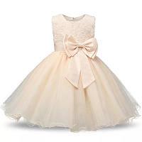 Детское нарядное платье рост 98