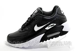 Кроссовки унисекс в стиле Nike Air Max 90, Black\White