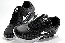 Кроссовки унисекс в стиле Nike Air Max 90, Black\White, фото 2