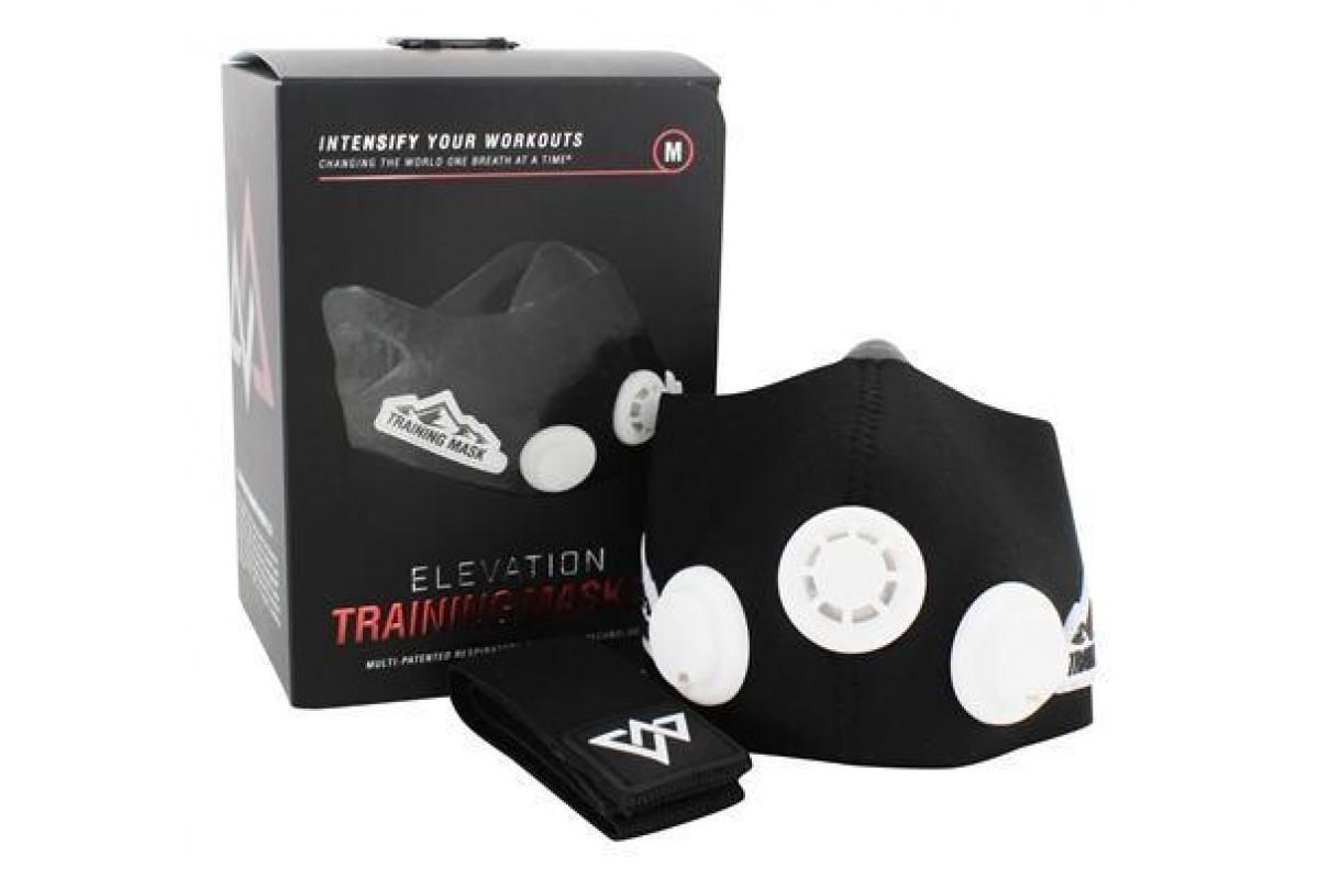 Тренировочная маска ELEVATION TRAINING MASK 2.0, Маска для занятием спортом, Маска для тренировки