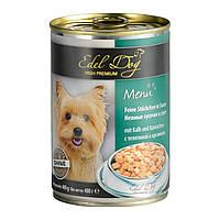 Edel Dog 400 г (телятина и кролик в соусе)