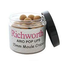Бойлы плавающие Richworth Airo Pop-Up Moule Crab 15мм, 200мл