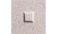Гранитная круглая мойка LUENTE RODEO белый Песочный (02)