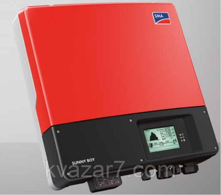 Инвертор сетевой 3 кВт SMA Sunny Boy 3000 TL-21