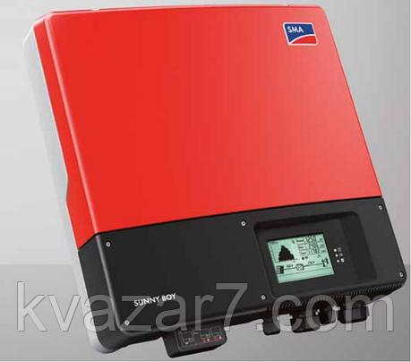 Инвертор сетевой 3 кВт SMA Sunny Boy 3000 TL-21, фото 2