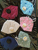 Многоразовые защитные маски для лица (Fashion Mask) под любой вкус