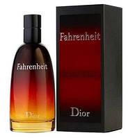 Мужская туалетная вода  Christian Dior Fahrenheit    , 100 мл.