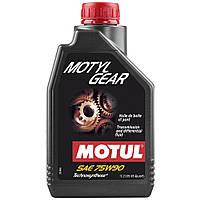Масло трансмиссионное Technosynthese MOTUL Motylgear SAE 75W90 1л. 109055/317001