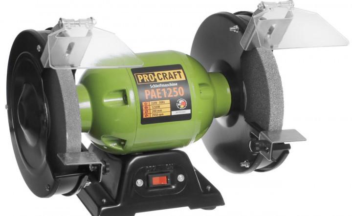 Точильний верстат Procraft PAE-200\1250