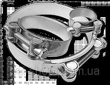 Хомут силовой одноболтовый RGBS W1 40-43/20 мм, RGBS 42/ 20
