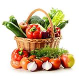 Овощи, Фрукты, Грибы и Зелень