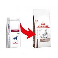 Корм Роял Канін Гепатик Royal Canin Hepatic ветеринарна дієта для собак порушення печінки 12 кг