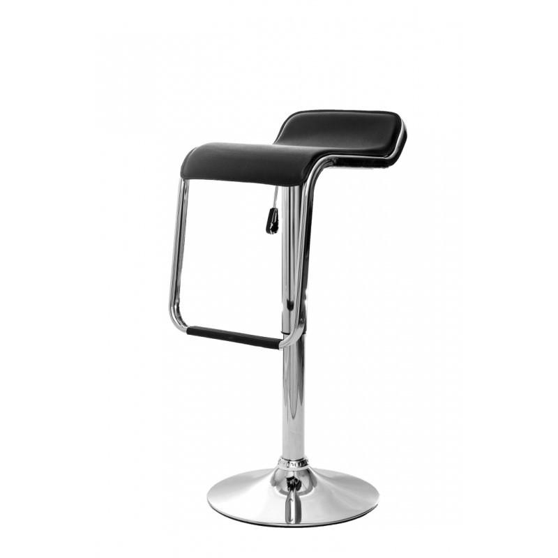 Барный стул Hoker Malaga. Цвет черный.