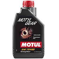 Масло трансмиссионное Technosynthese MOTUL Motylgear SAE 75W85 1л. 106745/317301