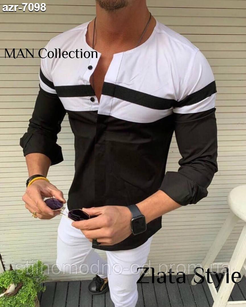 Чоловіча рубашка від Стильномодно