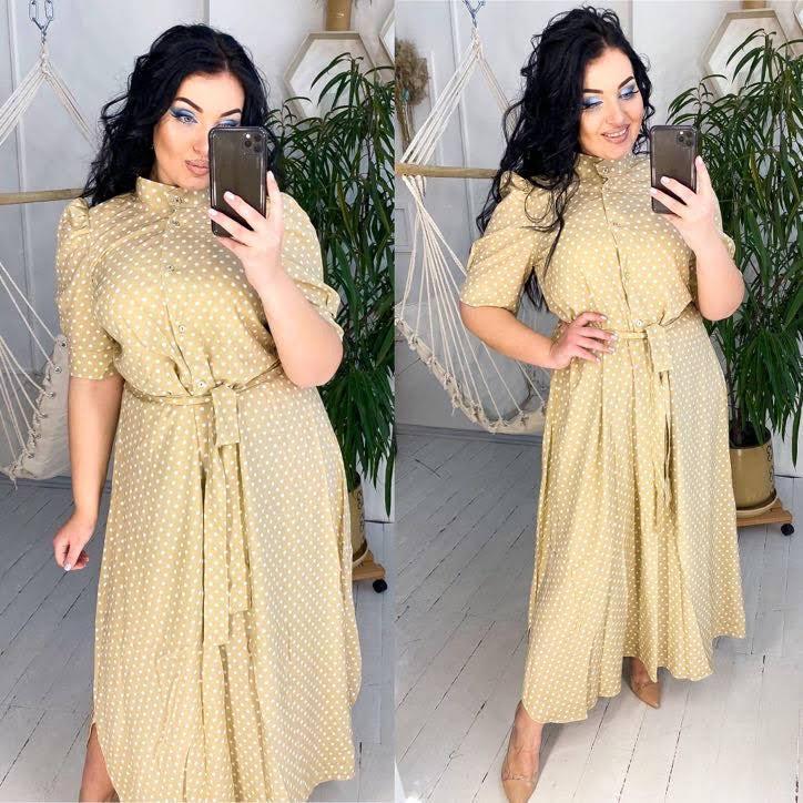 Платье женское 0566дг батал