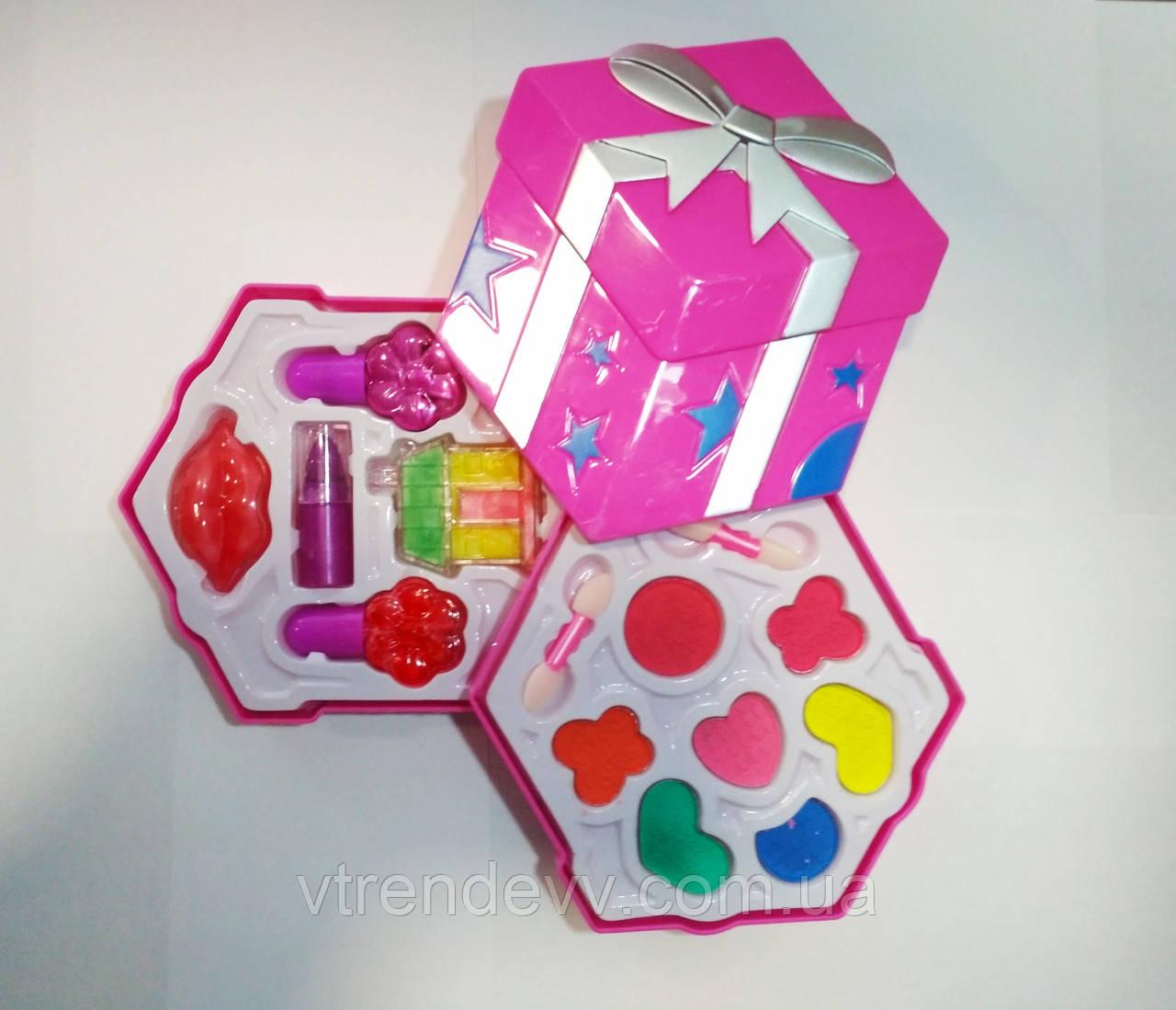Набор детской косметики для лица Frozen Make up Kit MY30088-D7 розовый