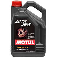 Масло трансмиссионное Technosynthese MOTUL Motylgear SAE 75W90 5л. 109057/317006