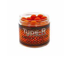 Бойлы плавающие Richworth Type-R Airo Pop-ups Amber Cream 15мм, 200мл