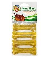 Лакомства для собак желатиновая косточка CROCI KingBone курица 10 см, 4шт/уп