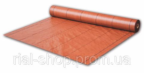 Агроткань PP коричневая UV, 70 гр/м? размер 1,1 х 100м, ATBR7011100