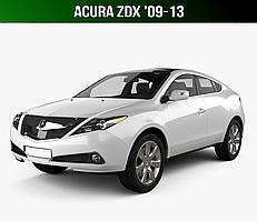 ЕВА коврики на Acura ZDX '09-13. Ковры EVA Акура ЗДХ