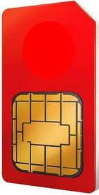 Красивый номер Vodafone 066-0X-88-000