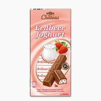 """Шоколад Chateau """"ERDBEER JOGHURT"""" 200 гр."""