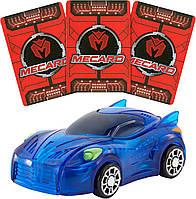 Машинка-трансформер Мекард Окта Делюкс / Mecard Octa Deluxe / Mattel оригинал